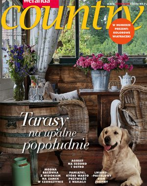 Weranda Country okładka 8 2017