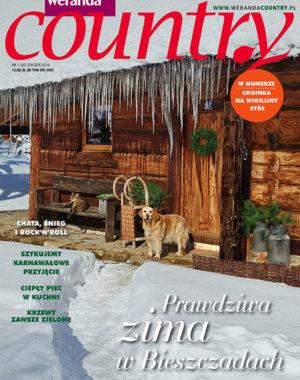 Weranda Country okładka 1 2019